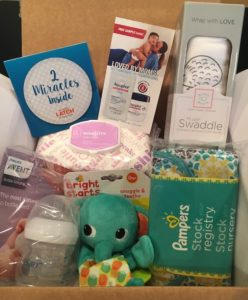 What's In the Amazon Baby Registry Welcome Box