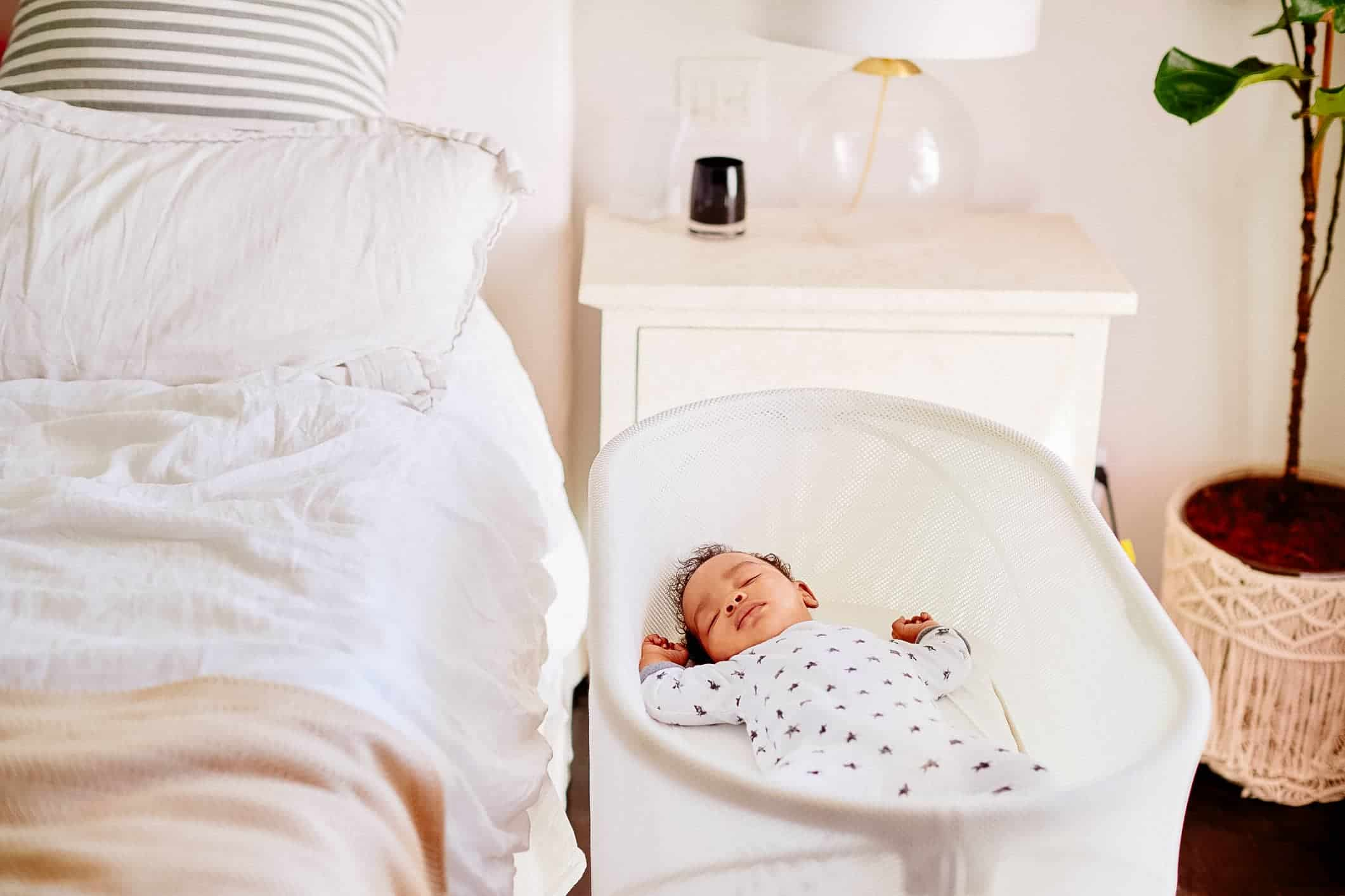 Non Toxic Bassinets Choosing A Healthier Sleeping Space
