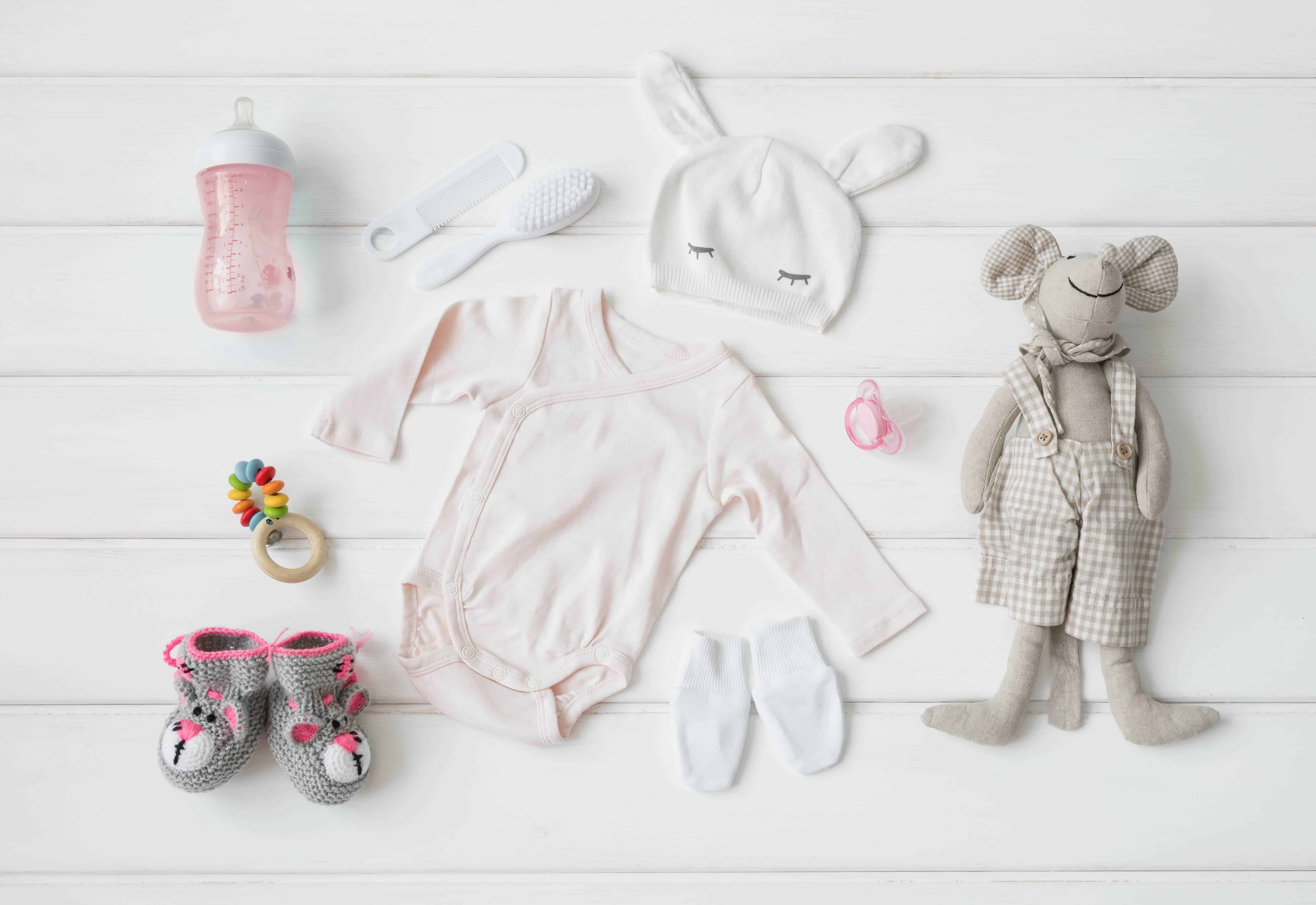 a4e9bd8d4 The Complete Newborn Layette Guide: What Baby Clothes Do You Need?