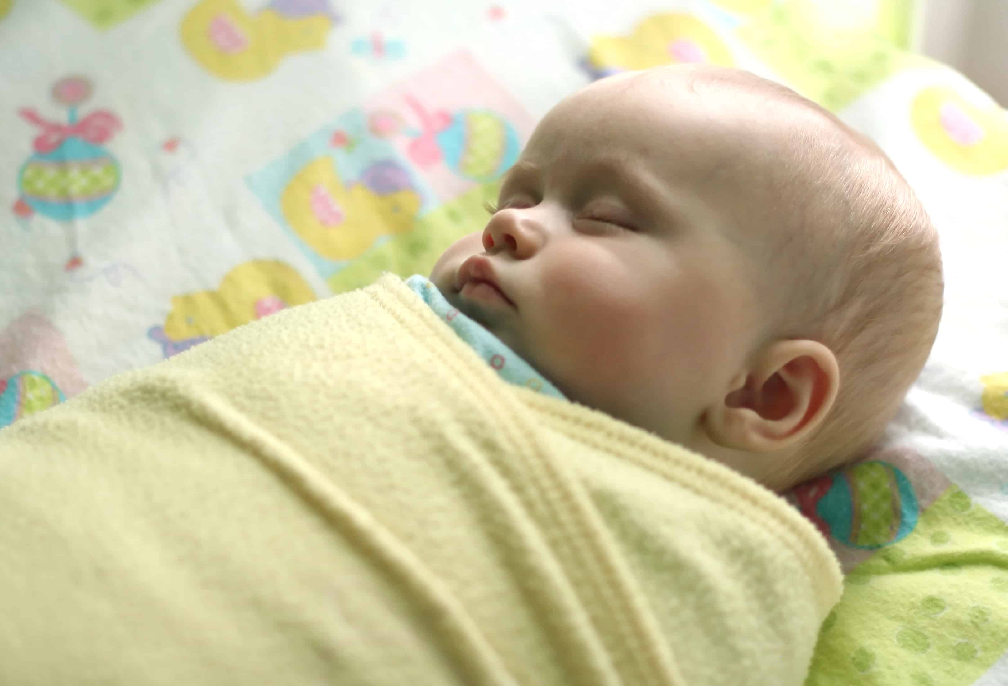 organic swaddle blankets for newborn babies