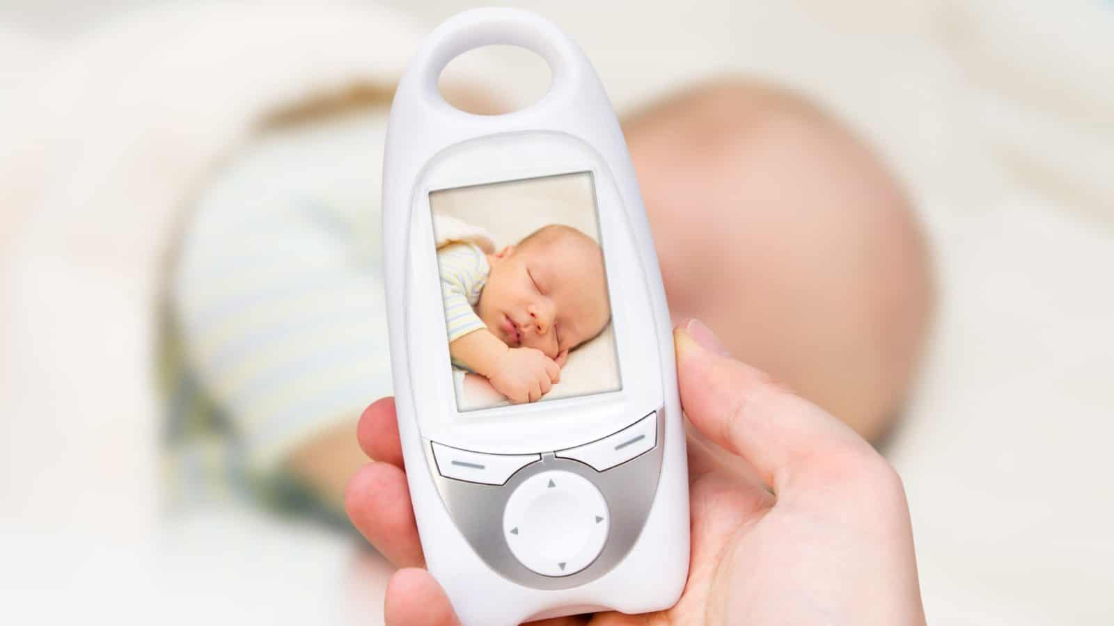 Image result for Real-time tracking of the smart baby monitor