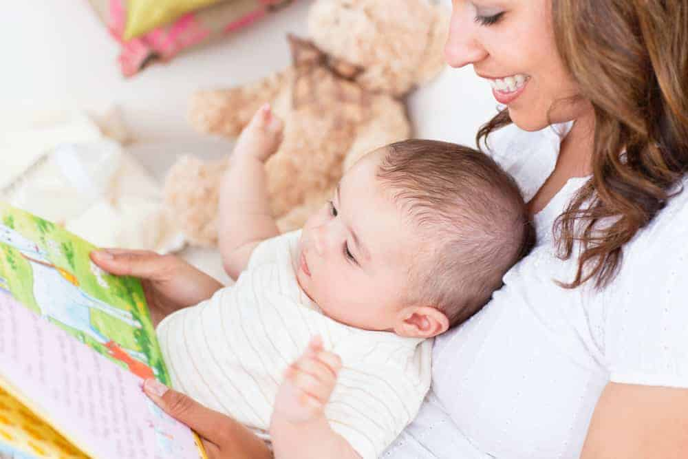 best baby books for baby's first library