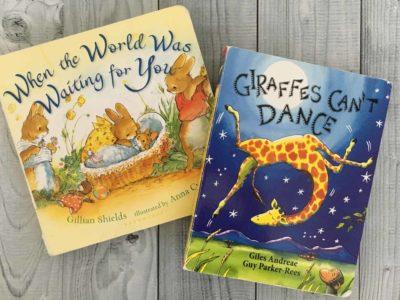best baby books for your baby's first year