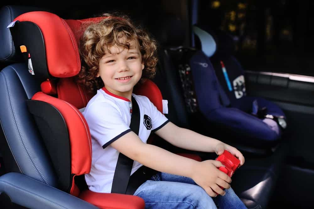 what are the best non toxic booster seats for kids