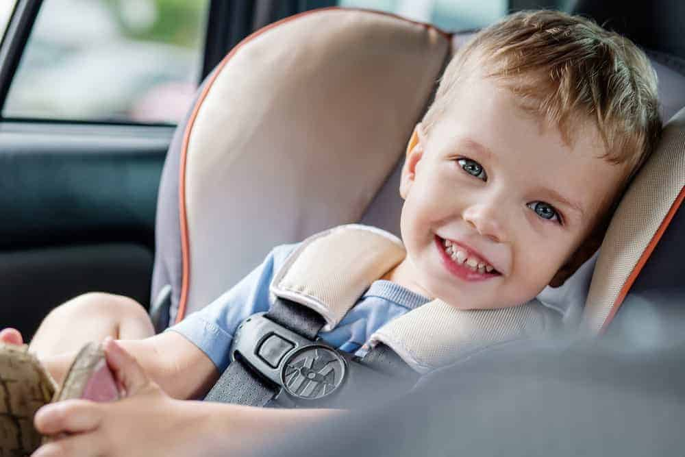 car seats without flame retardants