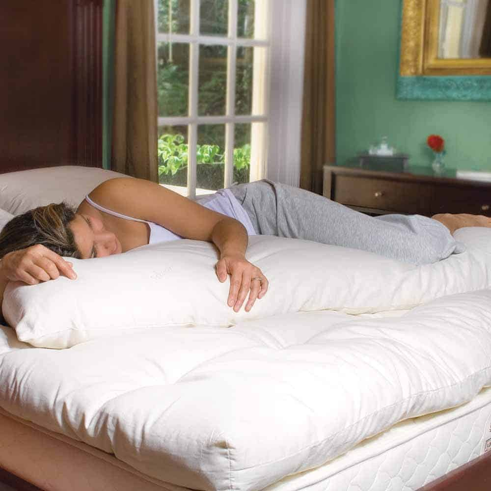 Lifekind Organic Cotton Body Pillow