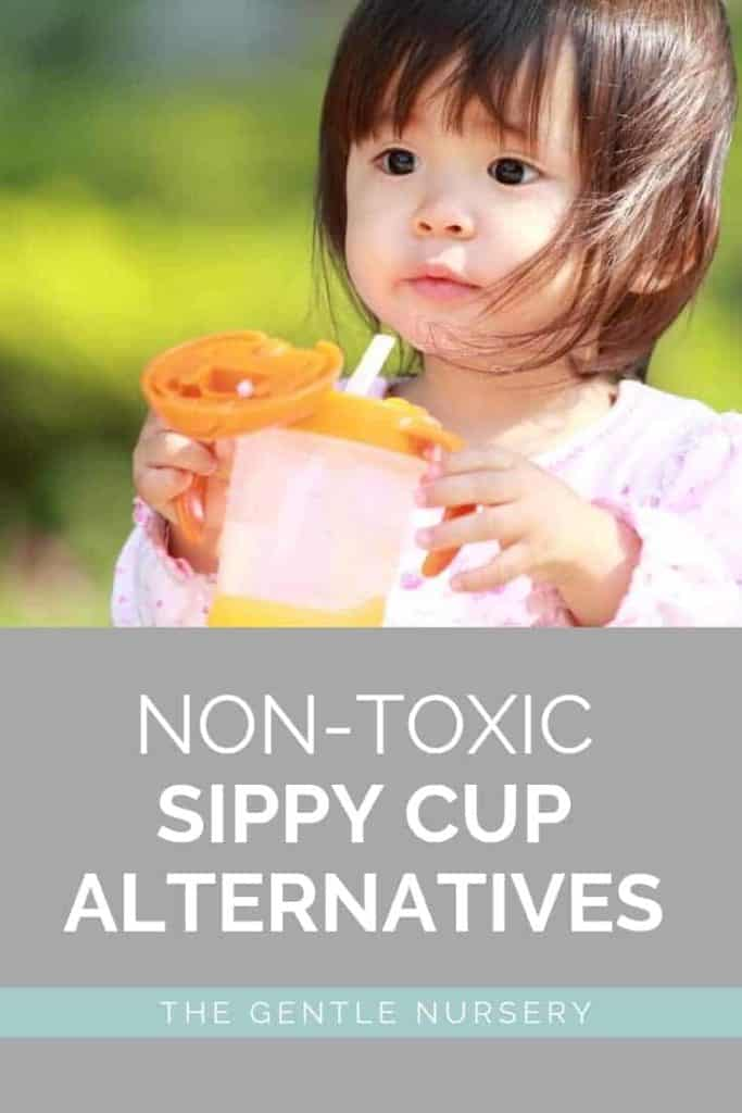 the best non-toxic sippy cup alternatives for babies and toddlers
