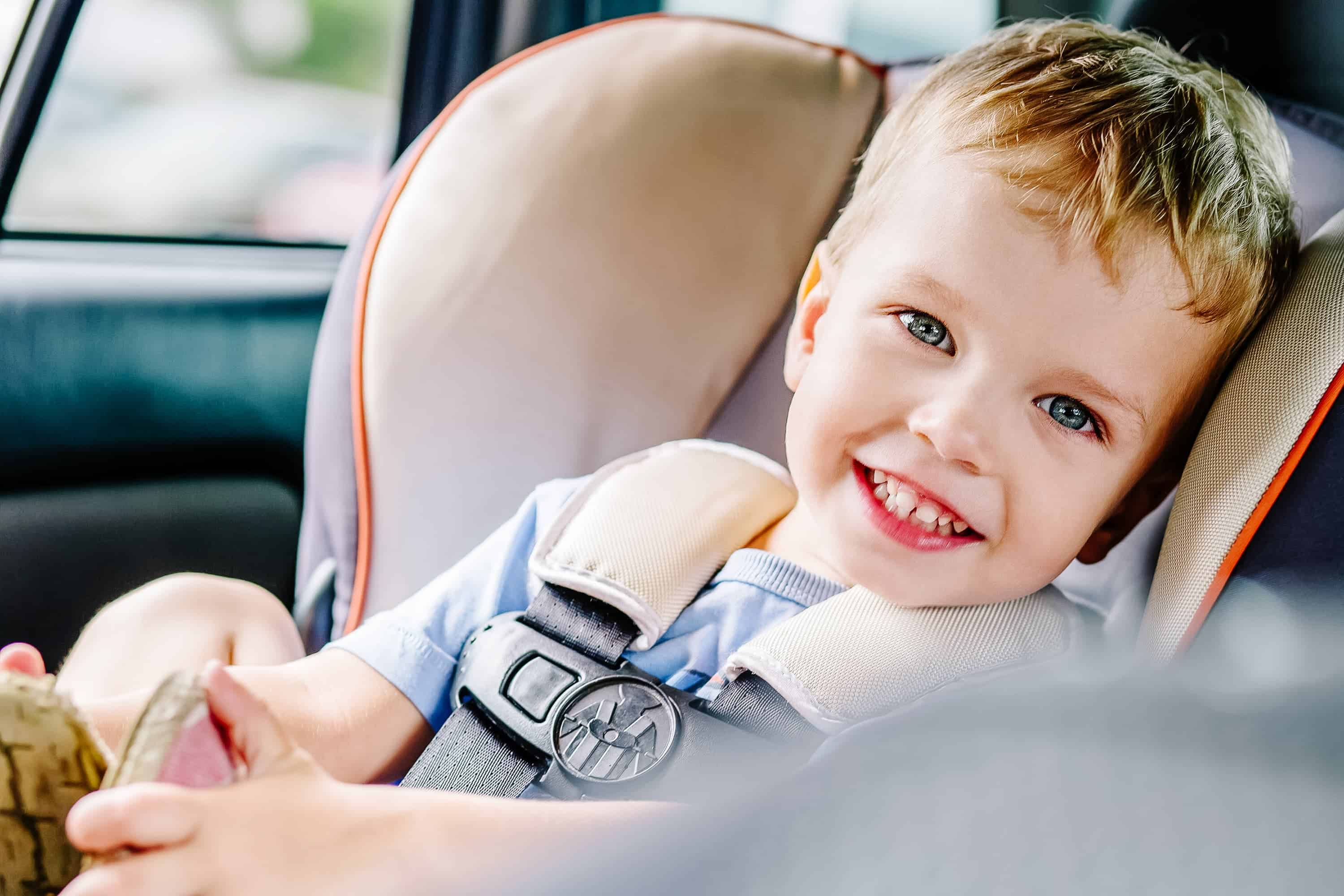 The Complete List Of Car Seats Without Flame Retardants