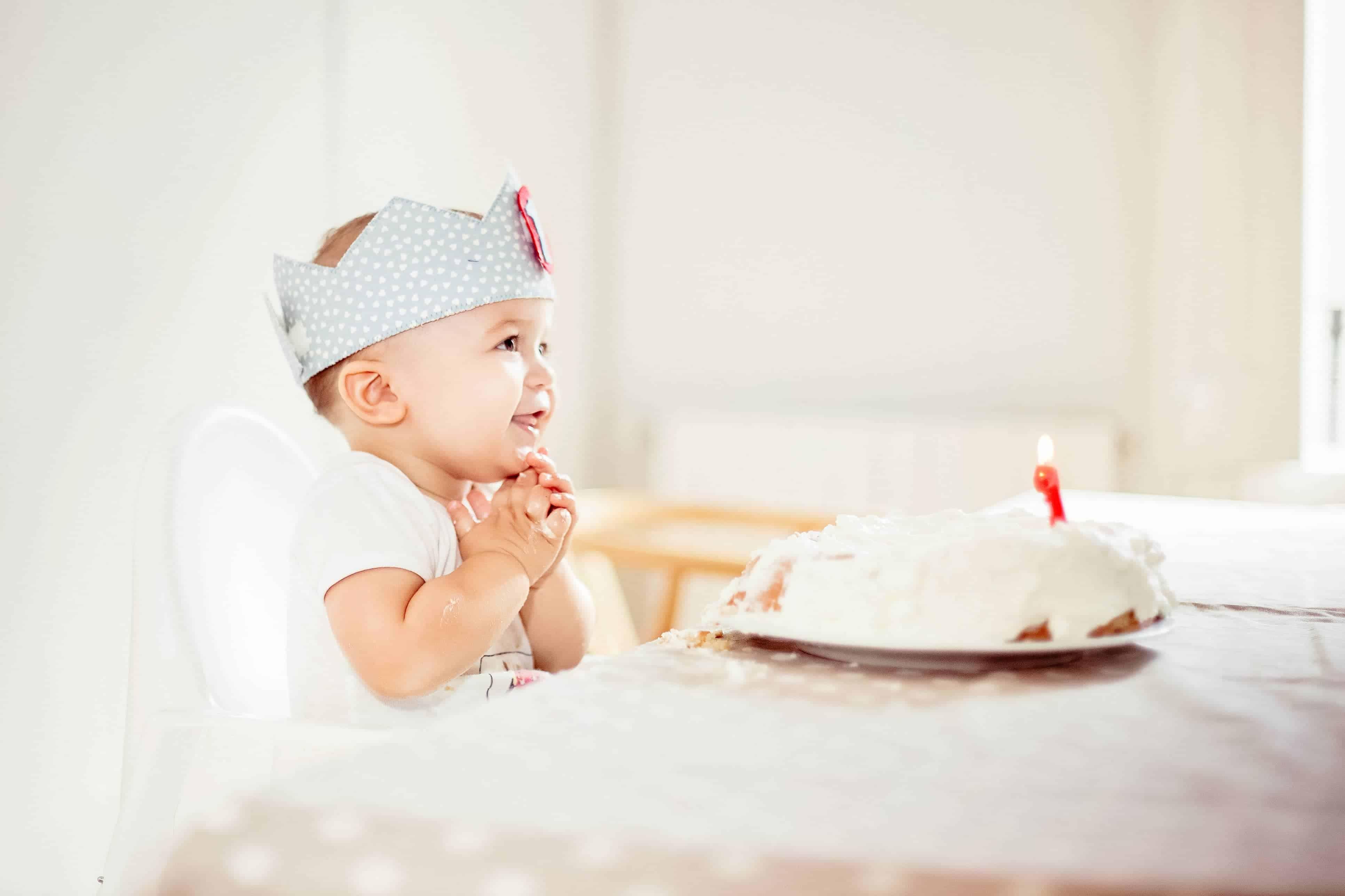 Terrific 20 Healthy Smash Cake Recipes For Your Babys 1St Birthday Funny Birthday Cards Online Amentibdeldamsfinfo
