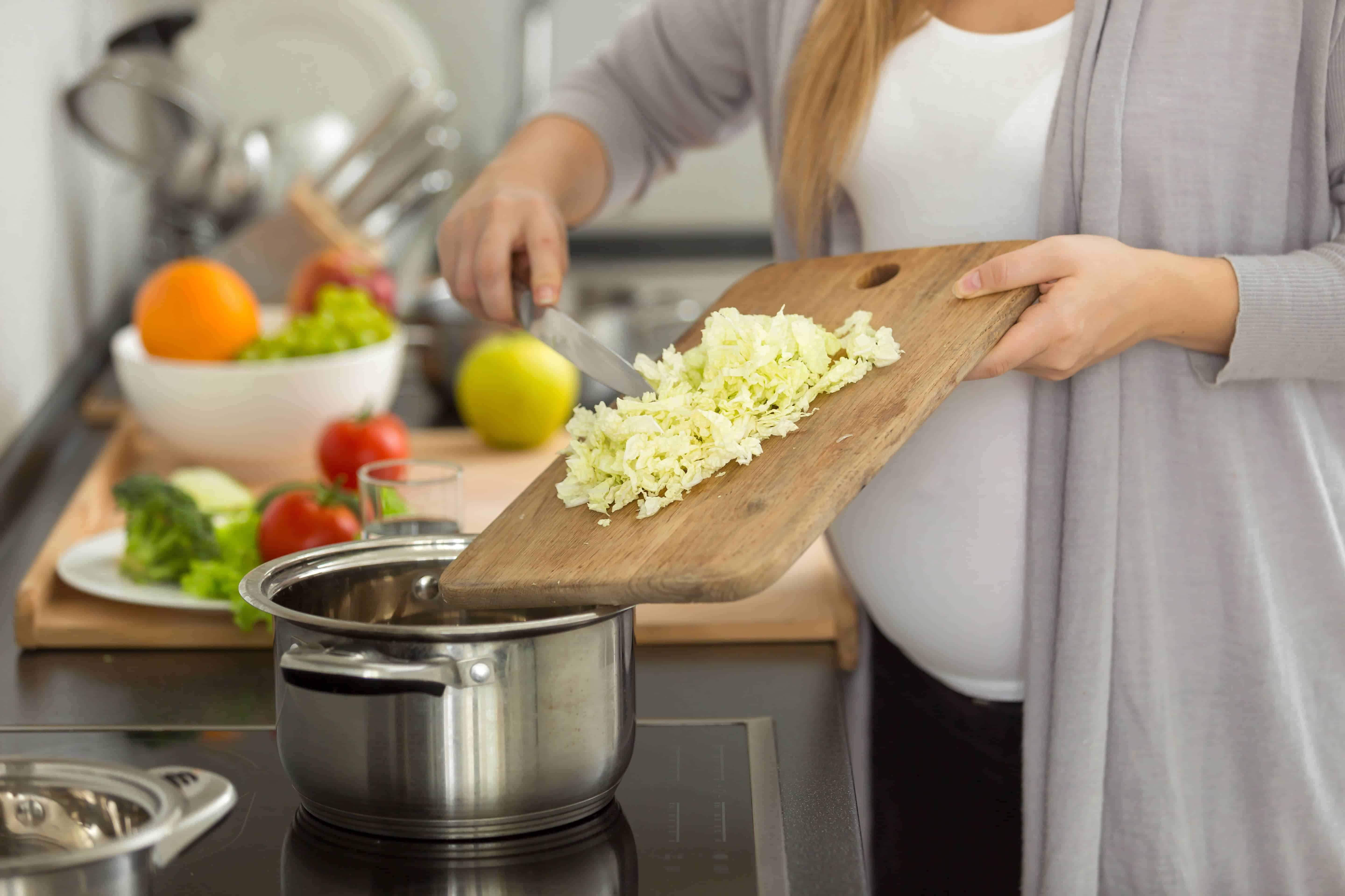 Free meals for new moms