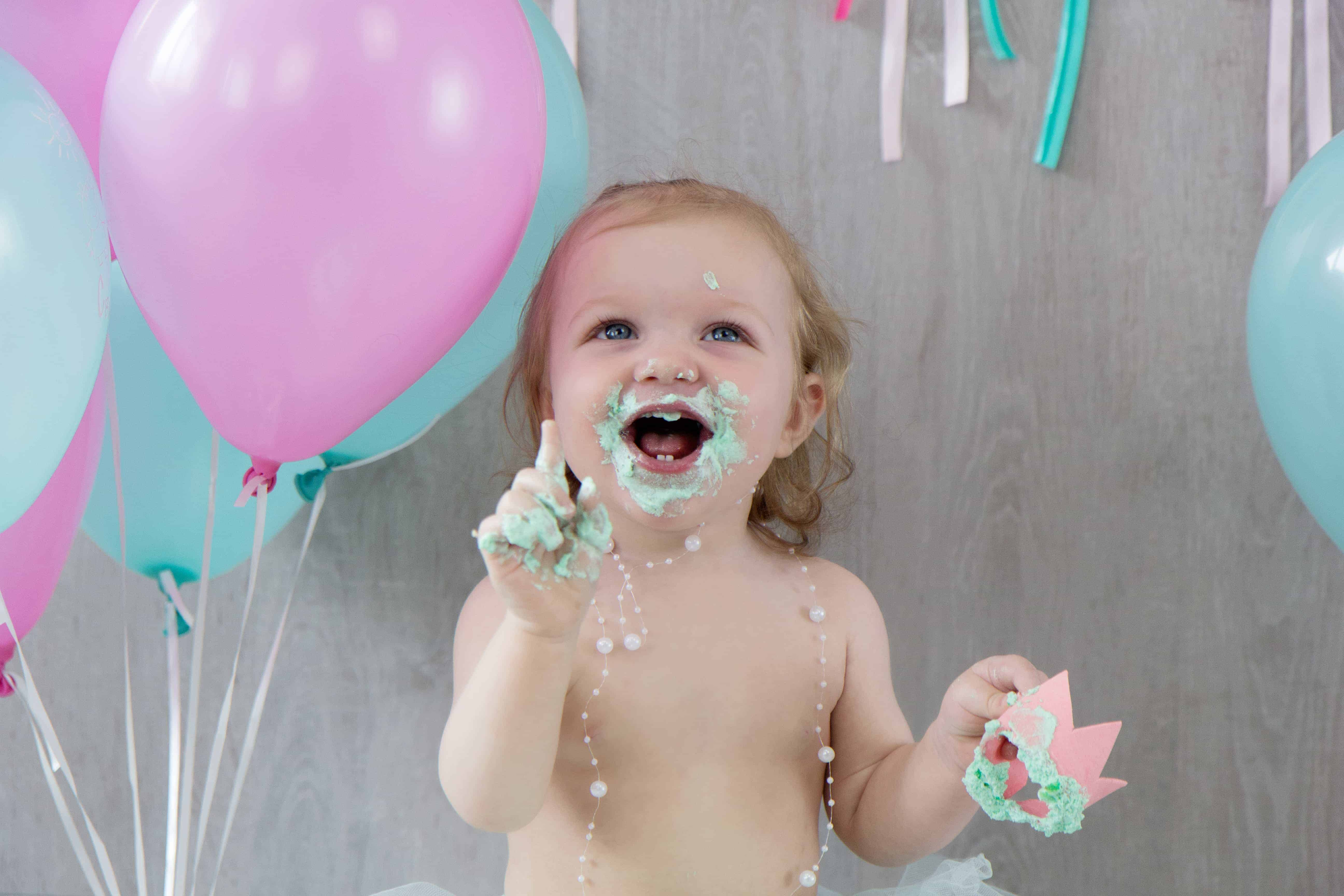 Terrific 20 Healthy Smash Cake Recipes For Your Babys 1St Birthday Funny Birthday Cards Online Alyptdamsfinfo
