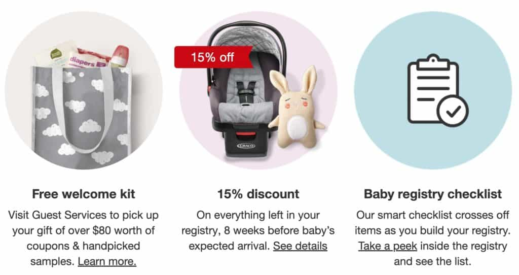 Where to Register for Your Baby: The Best Registry Sites
