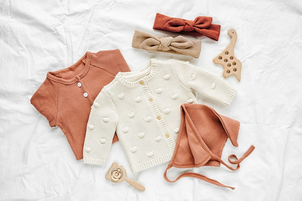 picture of baby clothes