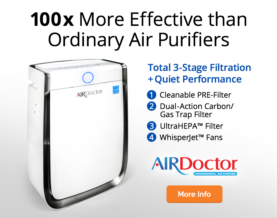 Save Up to $300 on Air Doctor